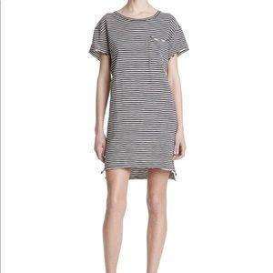 ATM Anthony Thomas Melillo Dresses - ATM striped shirt dress